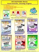 PICTURE PAGES Phonics Program INTERACTIVE NOTEBOOK Set 3 S