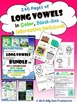 PICTURE PAGES Phonics Program SUPER BUNDLE #4 Year Long Fi