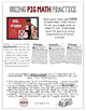 PIG Math Practice and Roll - PDF & Editable Versions
