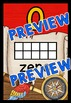 PIRATE NUMBER POSTERS WITH TEN FRAMES: PIRATE THEME: NUMBERS 0-10