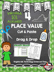 PLACE VALUE CUT AND PASTE CLICK AND DRAG VIRGINIA SOL GRADE 4