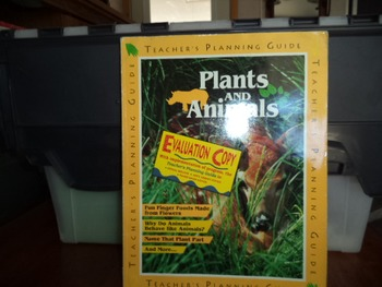 PLANTS AND ANIMALS ISBN 0-02-274311-1