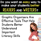 PLANTS AND SEEDS Graphic Organizers for Reading  Reading G