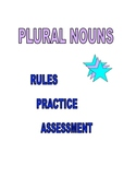 PLURAL NOUNS PACKET