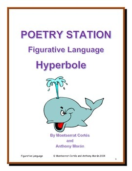POETRY STATION: Figurative Language - Hyperbole