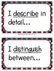 Posters Sentence Frames Vocabulary K-8 POLKA DOT