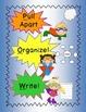 P.O.W. Pull Apart, Organize, Write: Posters, Visual Tools