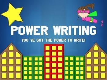 POWER Writing Process