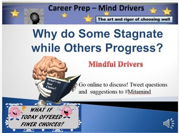 PP - With Narration - Why do Some Careers Stagnate while O