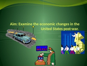 PPT: Cold War Economics