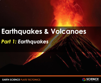PPT - Earthquakes and Volcanoes
