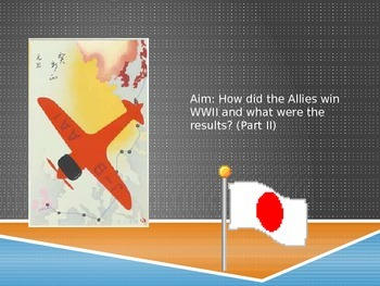 PPT: World War II Victory in the Pacific