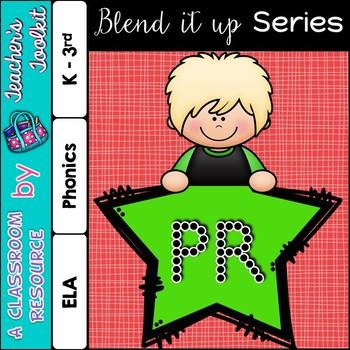 PR Blend {UK Teaching Resource}