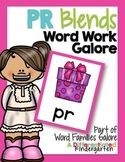 PR Blends Word Work Galore-Differentiated and Aligned Acti