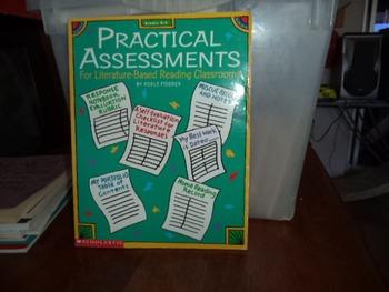 PRACTICAL ASSESSMENTS   ISBN 0-590-48458-3