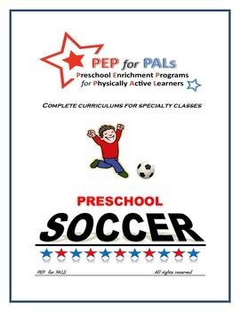 PRESCHOOL LESSON BUNDLE Fall Sports Soccer, Football and Lacrosse