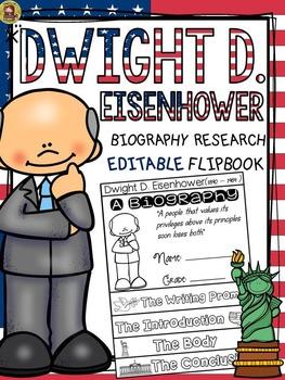 PRESIDENTS DAY: BIOGRAPHY: DWIGHT D. EISENHOWER