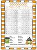PRINT AND GO Seasonal Crossword Puzzles September-December