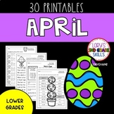 PRINT it & Teach! APRIL