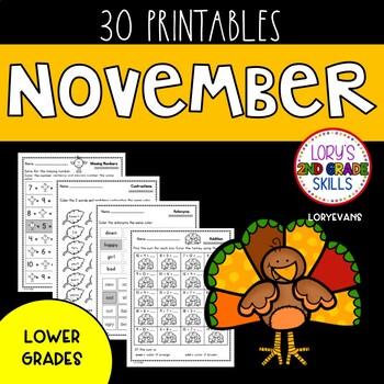 PRINT it & Teach! NOVEMBER
