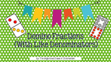 PRINTABLE-Domino Fractions (with like denominators)