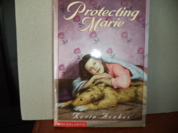 Protecting Marie ISBN 0-590-93979-3
