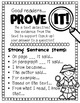 PROVE IT! Citing Text Evidence Like a Text Detective