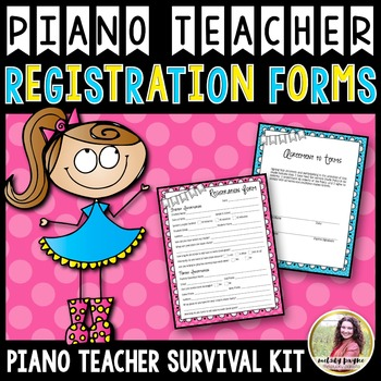 PTSK: Registration & Agreement to Terms Forms