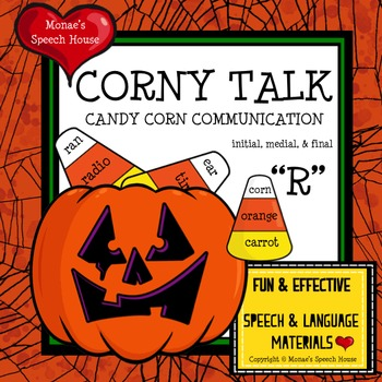 PUMPKINS CANDY CORN SPEECH THERAPY worksheets /r/