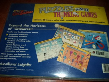 PUZZLES AND THINKING GAMES