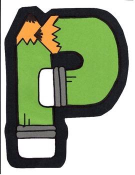 P_Green Pencil