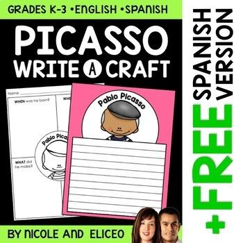 Pablo Picasso Art History Craft