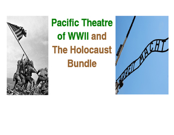 Pacific Theatre and Holocaust