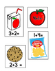 Pack a Lunch Math Center Game