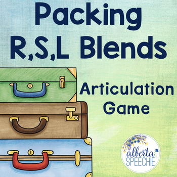 Packing S, L  and R-Blends Bundle
