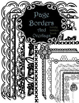 Page Borders and Overlays