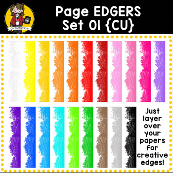 Page Edgers Set 1 {CU}