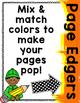 Page Edgers Set 6 {CU}