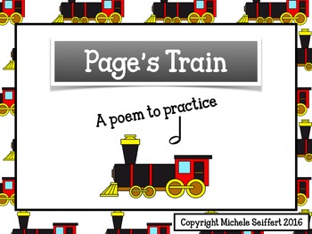 Page's Train