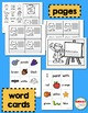 Paint Colors {Interactive High-Frequency Words Book}