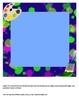 Paint Splatter Themed Cut Outs