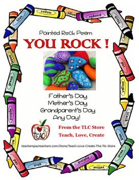 Painted Rock Poem