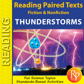 Paired Fiction & Nonfiction Stories: Thunderstorms