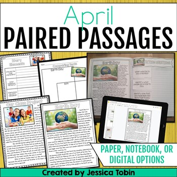 Paired Passages April