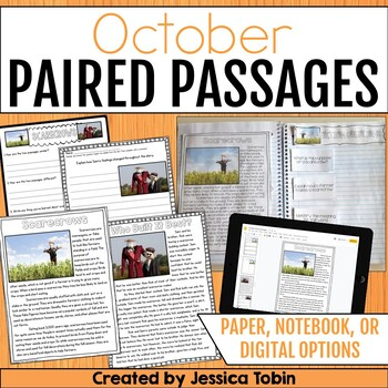 Paired Passages October