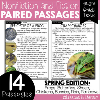 Paired Passages: Spring