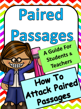 Paired Passages: Teach students how to attack paired passages