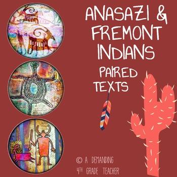 Utah's History: Anasazi and Fremont Indians -  LEVELED pai