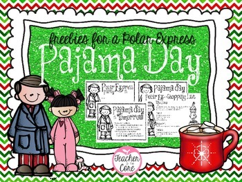 Pajama Day and Cocoa Freebie- Perfect if you watch the Pol
