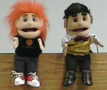Pal and Buddy Video, One and Two Sounds to a Beat